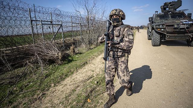 Yunanistanta kaçmak isteyen 4 FETÖcü yakalandı