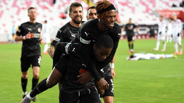 Sivasspor rahat kazandı