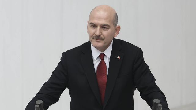 Bakan Süleyman Soylu Özkan Sümer için başsağlığı diledi