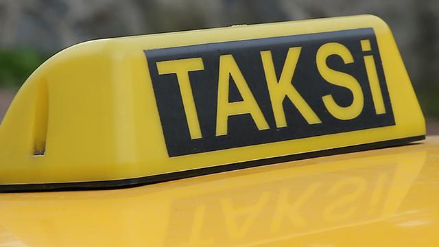 Yolcuyu taksisine almayan sürücüye ceza