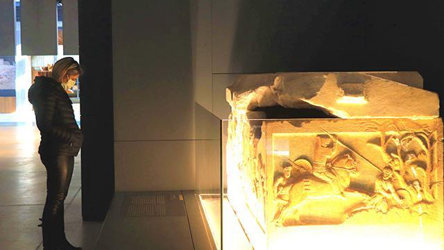 Troyanın sanal müzesine büyük ilgi: 1 milyonu aştı