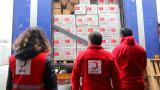 Türk Kızılay, Sudan'da ihtiyaç sahiplerine gıda kolisi dağıttı
