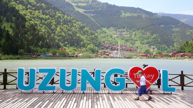 Trabzonnda milli parkları 1,5 milyonu aşkın kişi ziyaret etti