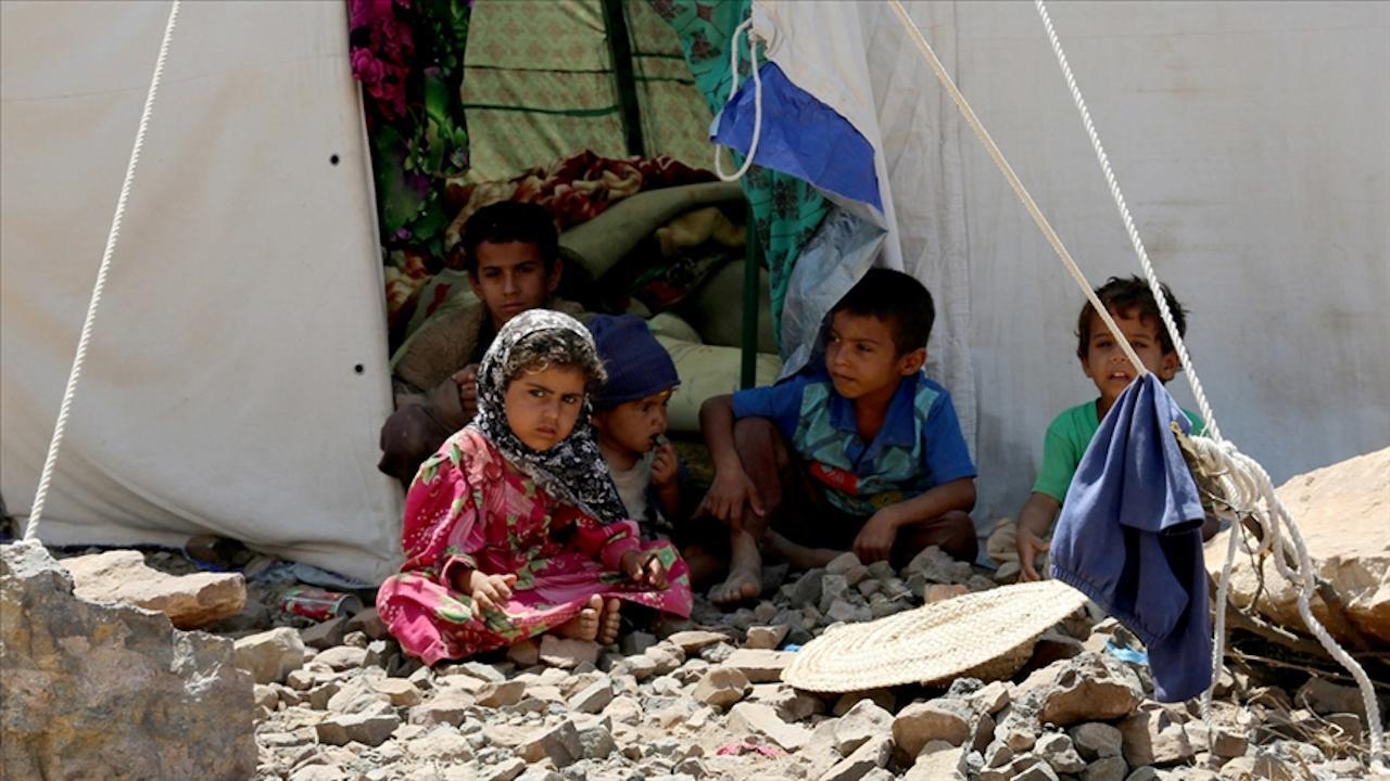 AB'den Yemen'e 95 milyon avro yardım