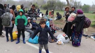AB'ye Doğu Akdeniz'den giren sığınmacı sayısı yüzde 80 düştü