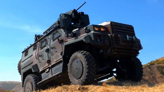 Macaristan Türkiyeden 40 zırhlı araç daha alacak