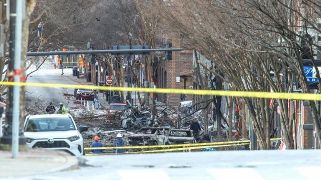 ABDdeki patlamanın intihar saldırısı olabileceği şüphesi