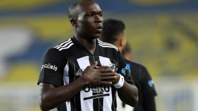 Aboubakardan Beşiktaşa kötü haber