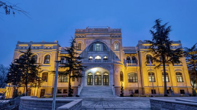 Restore edilen Ankara Devlet Resim ve Heykel Müzesi pazartesi açılıyor