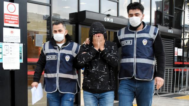 Antalyada 12 kişiyi dolandıran zanlı tutuklandı