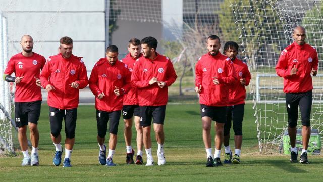 Antalyaspordan sakatlık açıklaması