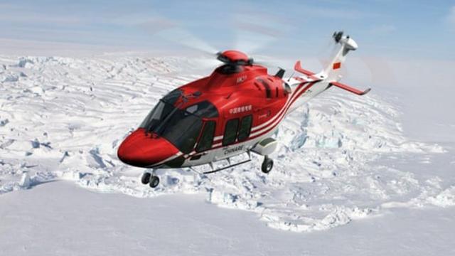 Antartikada hastalanan kaşif, 3 ülkenin ortak operasyonuyla kurtarıldı