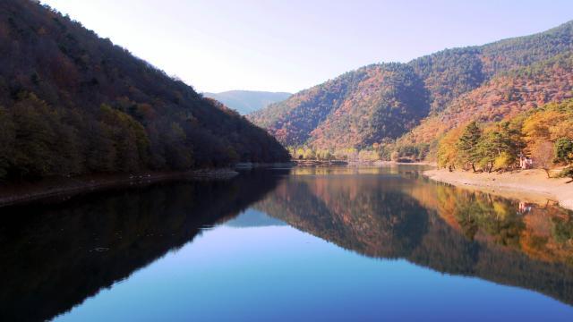 Doğada izole tatil yapmak isteyenlerin uğrak noktası: Boraboy Gölü Tabiat Parkı