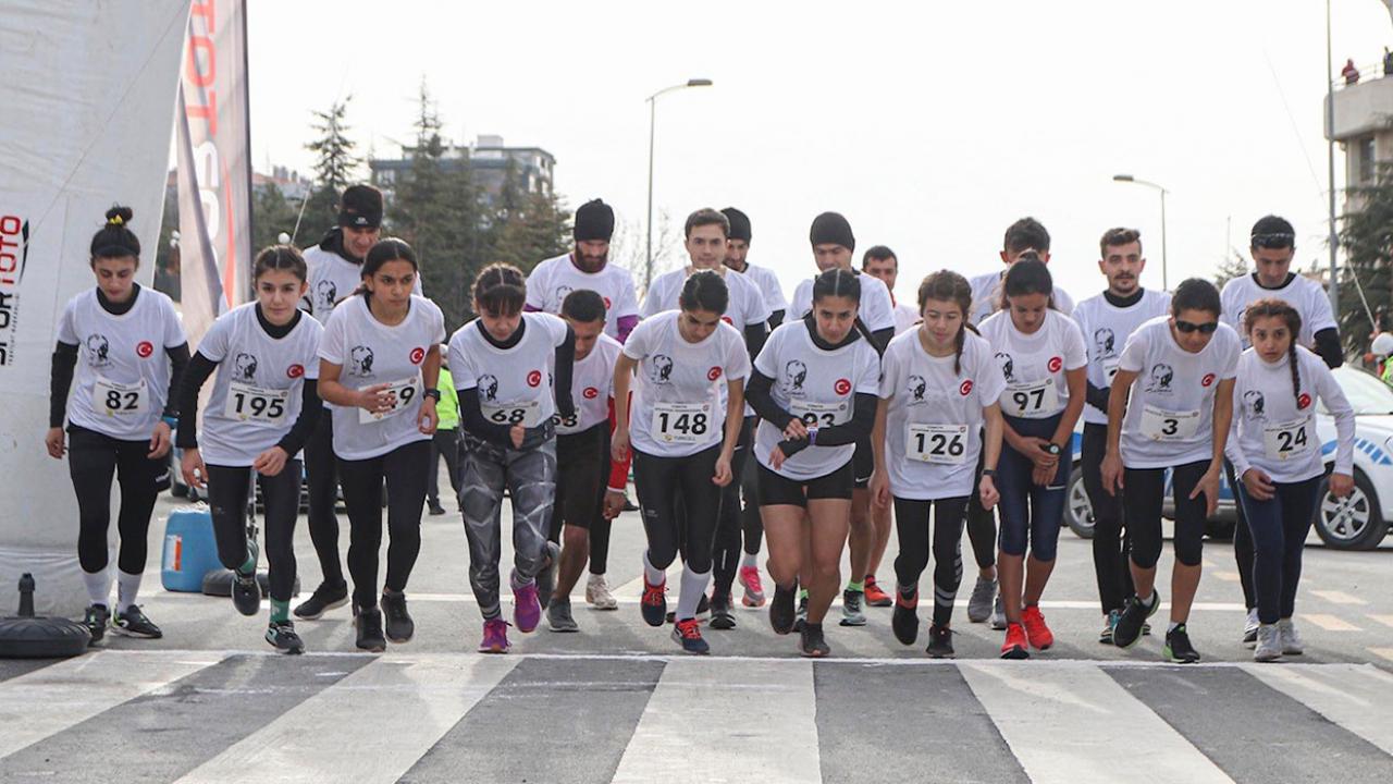 Το 85ο Great Atatürk Run πραγματοποιήθηκε συμβολικά