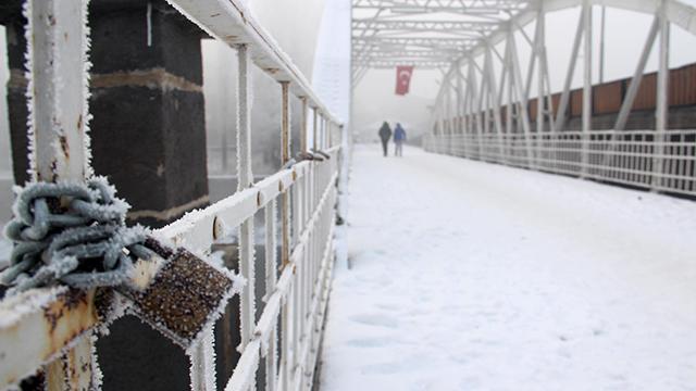 Doğunun buzla sınavı