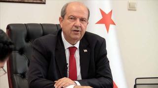 KKTC Cumhurbaşkanı Tatar: Kıbrıs Türk halkının çıkarlarını korumada önemli bir aşamaya geldik