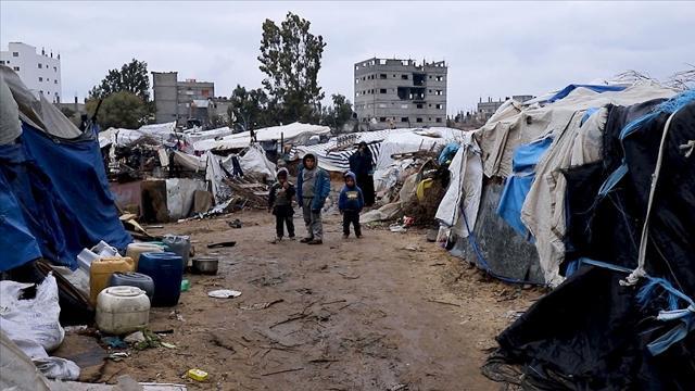 Gazze halkı zorlu koşullarda yaşam mücadelesi veriyor