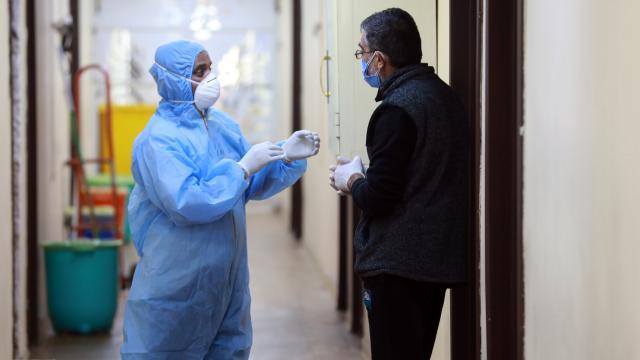 Ürdün, Irak ve BAEde salgın kaynaklı ölümler arttı