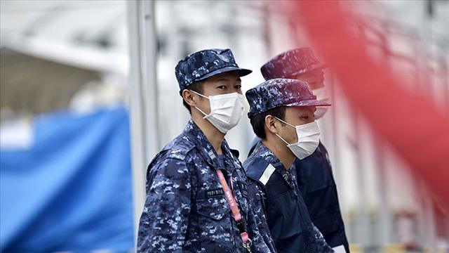 Japonyada yabancıların ülkeye girişi yasaklandı