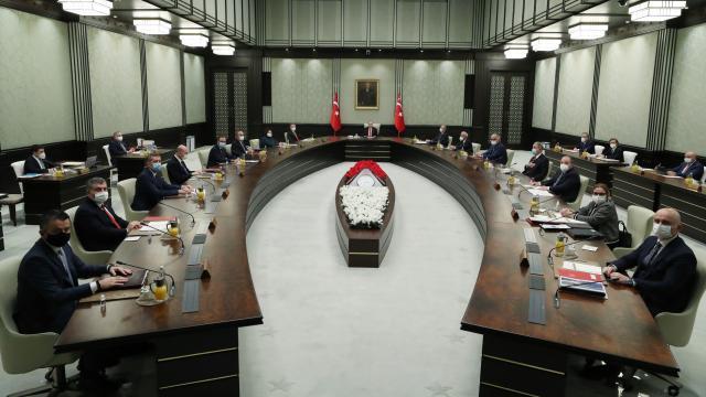 Kabine toplantısı ne zaman? Cumhurbaşkanlığı Kabinesi bugün toplanacak...