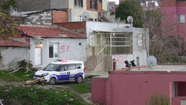 Balıkesirde kadın cinayeti