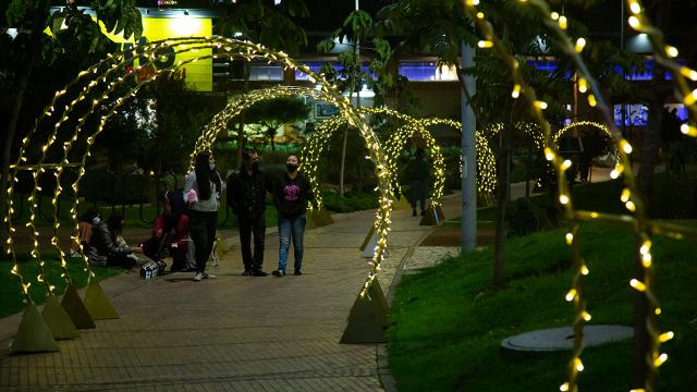 Bogotada Noel kutlamalarında 8 kişi öldürüldü