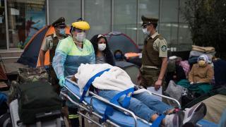 Latin Amerika ülkelerinde COVID-19 kaynaklı ölümle artıyor