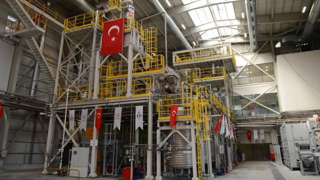 Türkiyenin ilk lityum üretim tesisi açılıyor