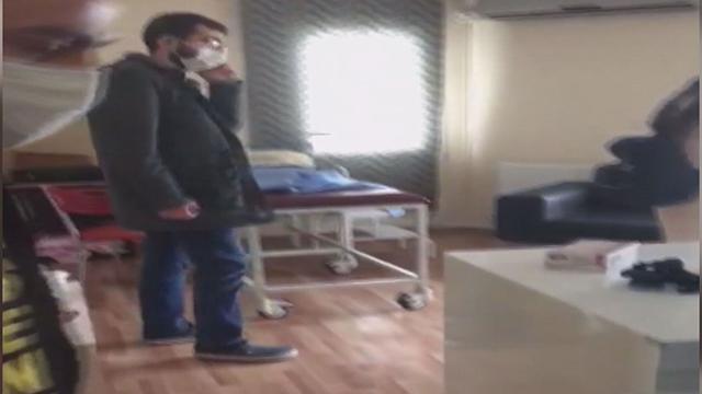 Esenyurtta kaçak doğumhaneye baskın: 2 tutuklama