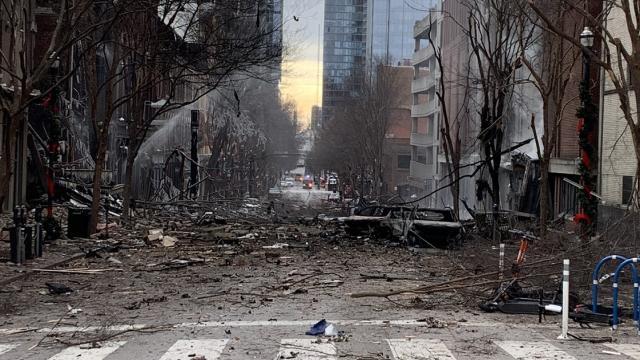 ABDdeki patlamanın faili belirlendi