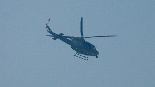 Pakistanda helikopter kazasında 4 asker öldü