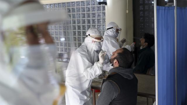 Yurt dışından gelenlere PCR testi zorunluluğu