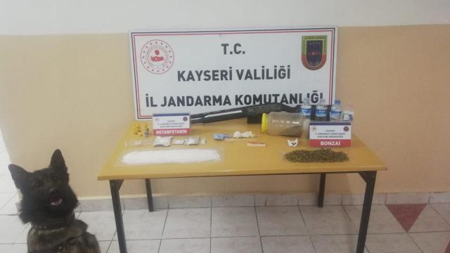 Kayseride uyuşturucu operasyonu: 7 gözaltı