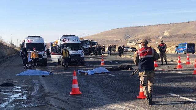 Şanlıurfa'da silahlı kavga: 5 ölü, 3 yaralı