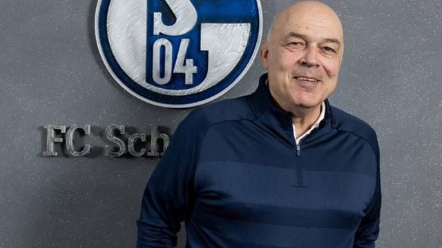 Schalke 04ün yeni teknik direktörü belli oldu oldu
