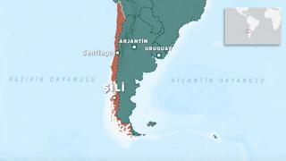 Şili, 6,4 büyüklüğündeki depremle sallandı