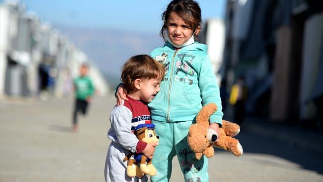 Türkiyeye sığınan Suriyeliler vatanlarından ayrı 10. yıla giriyor