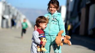 Hollanda'da Suriye'den gelen refakatsiz 4 çocuk bulundu