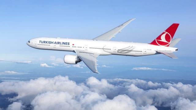 THY 755 uçuşla Avrupada yine lider