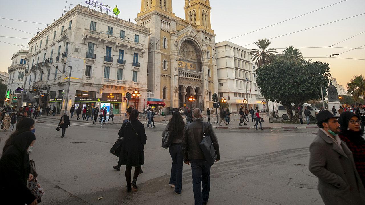 Tunus'ta günlük en yüksek can kaybı