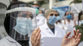 Tunus, Fas ve Mısır'da koronavirüsten can kaybı arttı