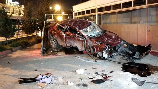 Tuzlada trafik kazası: 4 yaralı