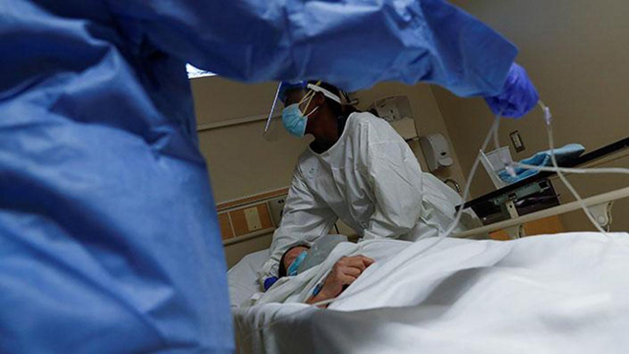 Kalp krizi geçiren kadın 45 dakika sonra hayata döndü