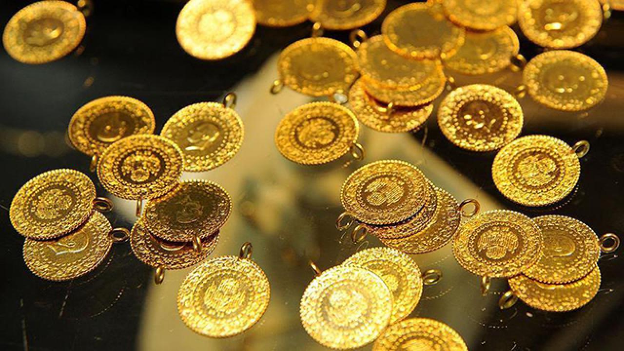 Gramajı düşürülmüş  altınlara el kondu