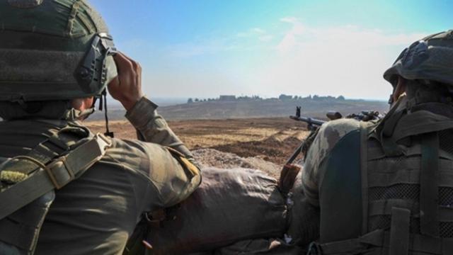 Barış Pınarı bölgesinde 4 terörist etkisiz hale getirildi