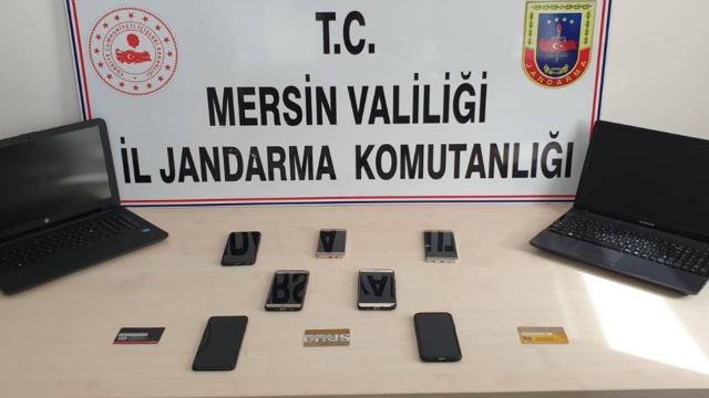 Mersinde yasa dışı bahis operasyonu: 7 gözaltı