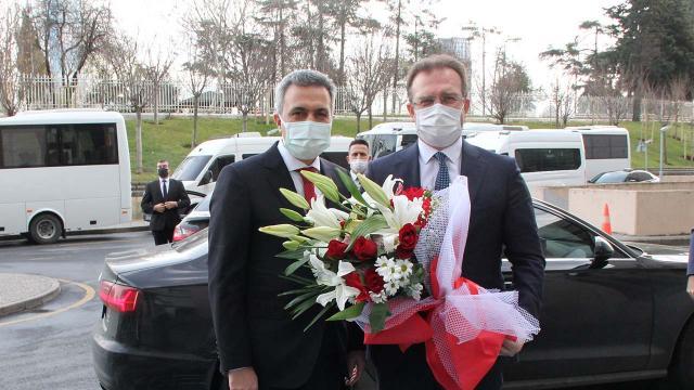 İstanbul Cumhuriyet Başsavcısı Şaban Yılmaz görevine başladı