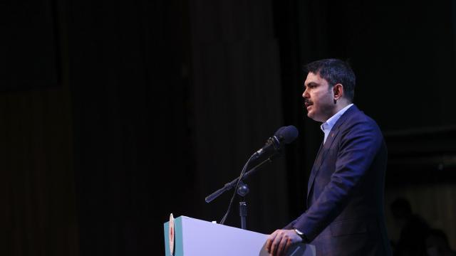 Çevre ve Şehircilik Bakanı Kurum: Gürültü kirliliğine birlikte dur diyelim