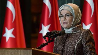 Emine Erdoğan: Su kaynaklarımızı doğru kullanmalıyız