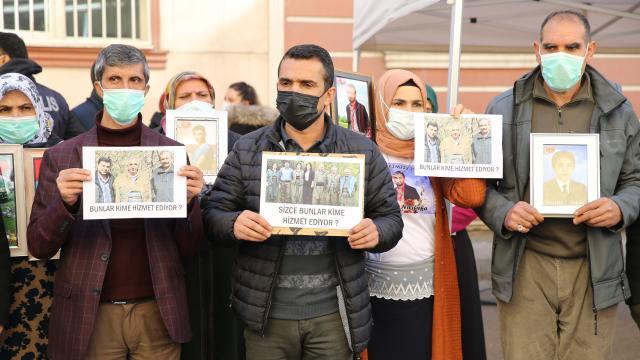 Diyarbakır annelerinden AİHMin Demirtaş kararına tepki: HDP ve PKK birdir
